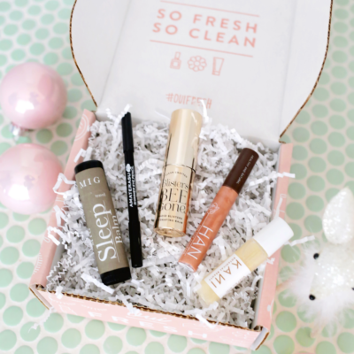 Oui Fresh Beauty Box Coupon: Get a FREE Beauty Box!
