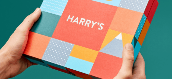Harry's Holiday Set Available Now!