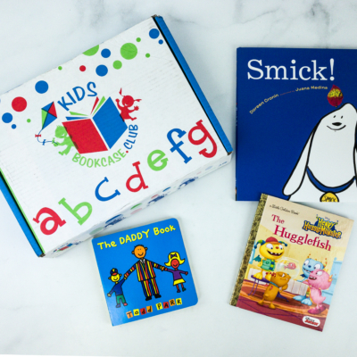 Kids BookCase Club November 2019 Subscription Box Review + 50% Off Coupon! 2-4 YEARS OLD