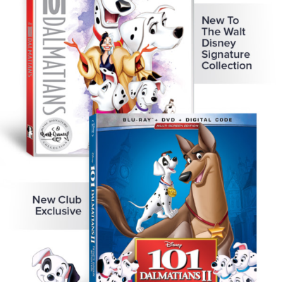Disney Movie Club November 2019 Selection Time #2 + Coupon!