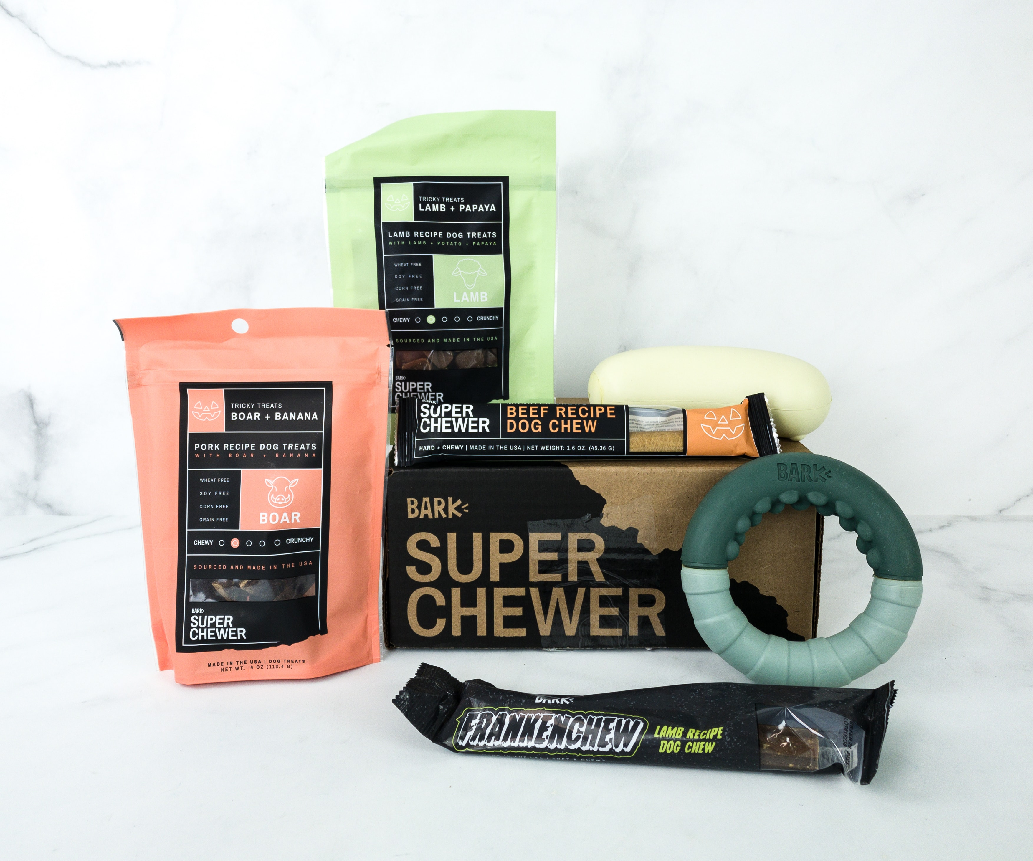 Super Chewer October 2019 Subscription Box Review + Coupon!