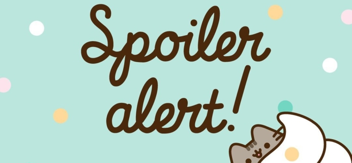 Pusheen Box Winter 2019 Spoiler #1!