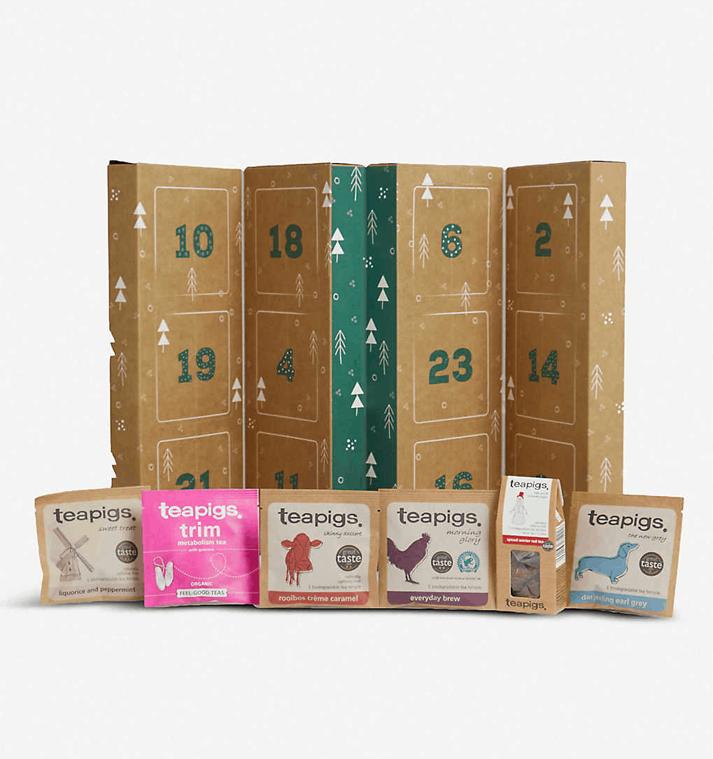2019 Teapigs Tea Advent Calendar Available Now!