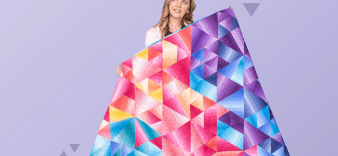 Bluprint Sale: Get FREE Quilt Kit & More!