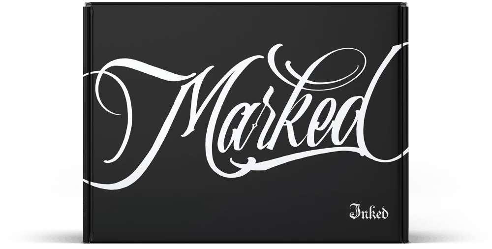 New Subscription Boxes: MARKED by Inked Subscription Box Available Now + Founders Box Full Spoilers!