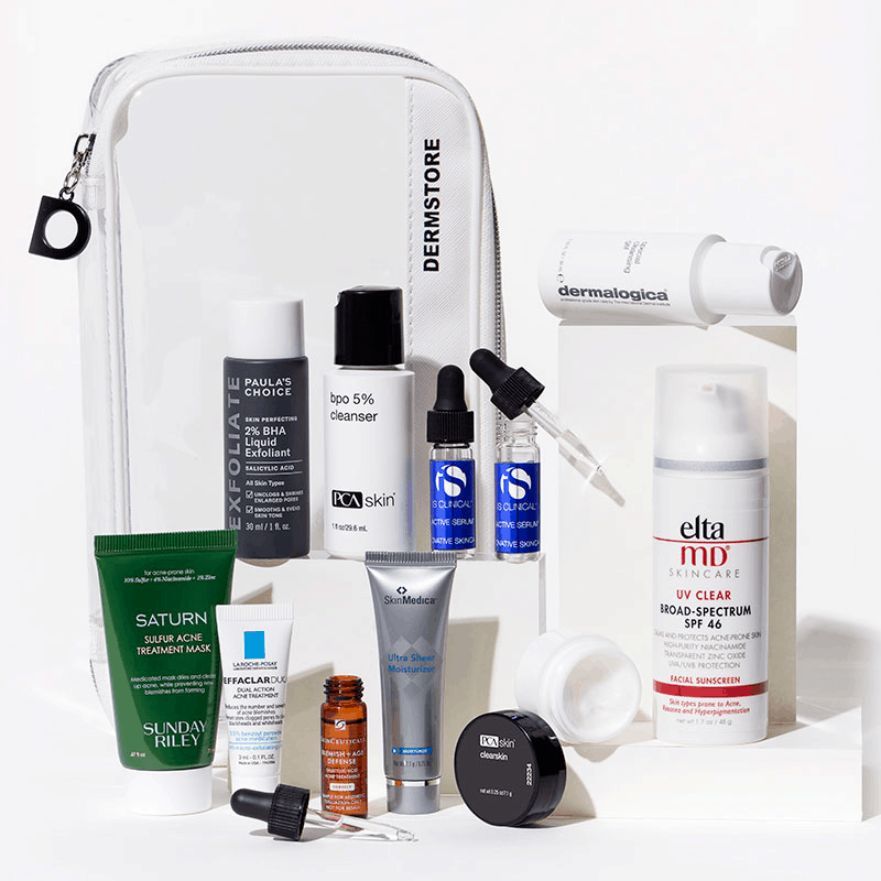 Dermstore Problem Solution Clarifying Regimen Kit Available Now!