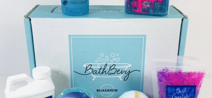 Bath Bevy Black Friday Deal: Save 25% on Bath Goodies Subscriptions!