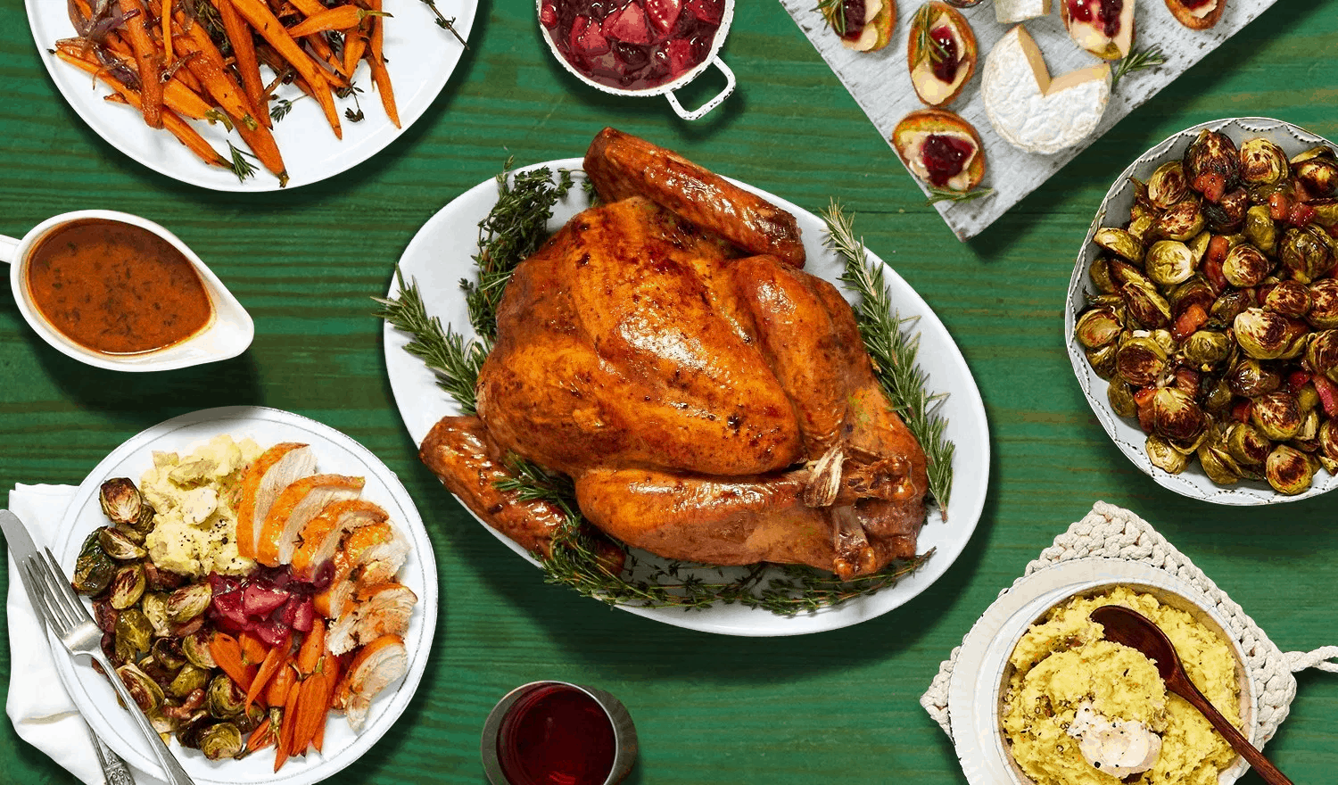 Hello Fresh 2019 Thanksgiving Day Boxes Available Now + Coupon!