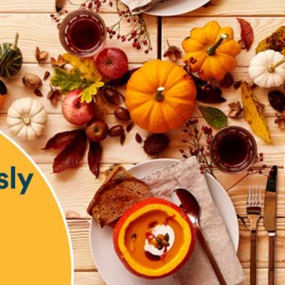 Gobble Thanksgiving Day Side Dishes Available Now + Coupon!