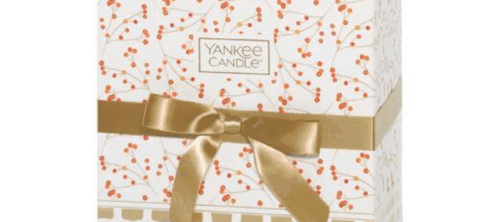 Yankee Candle 2019 Advent Calendar Available Now + Full Spoilers!