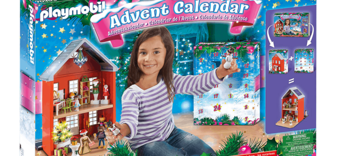 Playmobil 2019 Jumbo Advent Calendar Available Now!