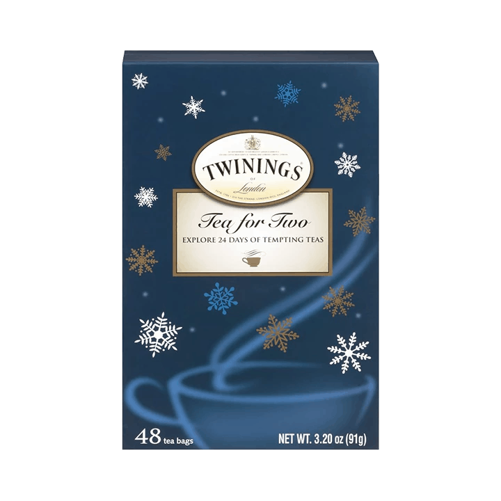 2019 Twinings Tea Advent Calendar Available Now!