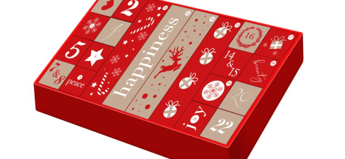 Alyaka Beauty Advent Calendar 2019 Available Now!