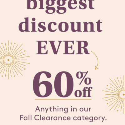 Birchbox Sale: 60% Off Clearance!