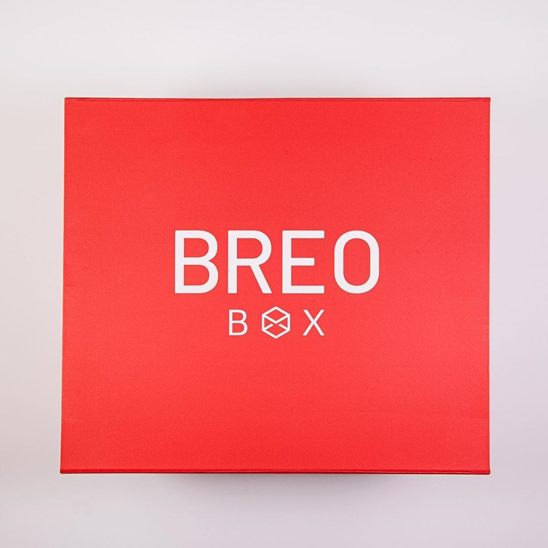 Breo Box Winter 2019 Spoiler #1 + Coupon!