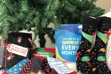 Say It With A Sock Black Friday 2019 Coupon: FREE Socks Every Month With Subscription!