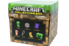 New GameStop Minecraft Collectors Box Available Now + Spoilers!
