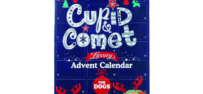 2019 Rosewood Dog Advent Calendar Available Now!
