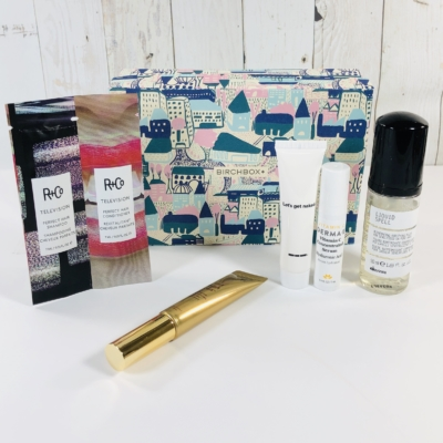 Birchbox November 2019 Subscription Box Review + Coupon – Personalized Box