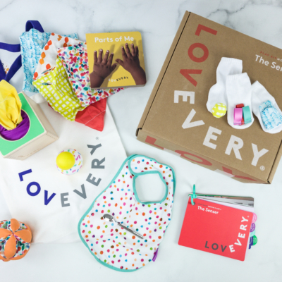 Baby Play Kits by Lovevery Subscription Box Review + Coupon – The SENSER!