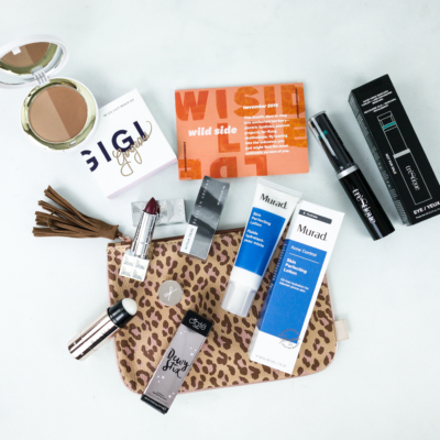 Ipsy Glambag Plus November 2019 Review