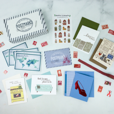 PostBox Subscription Box Review + Coupon – November 2019