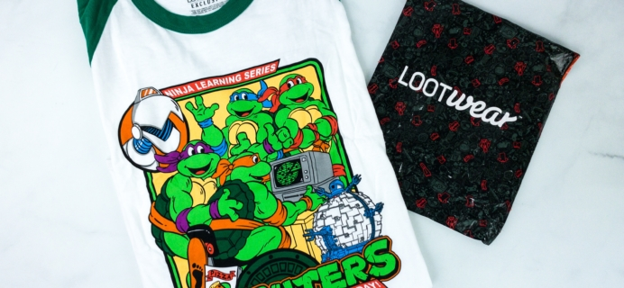 Loot Wearables Subscription by Loot Crate June 2019 Review & Coupon