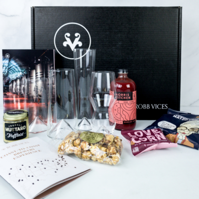 Robb Vices October 2019 Subscription Box Review