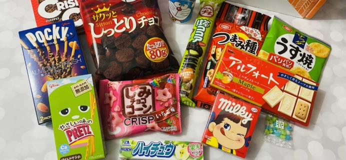 ZenPop Japanese Packs December 2019 Review – Sweets Box