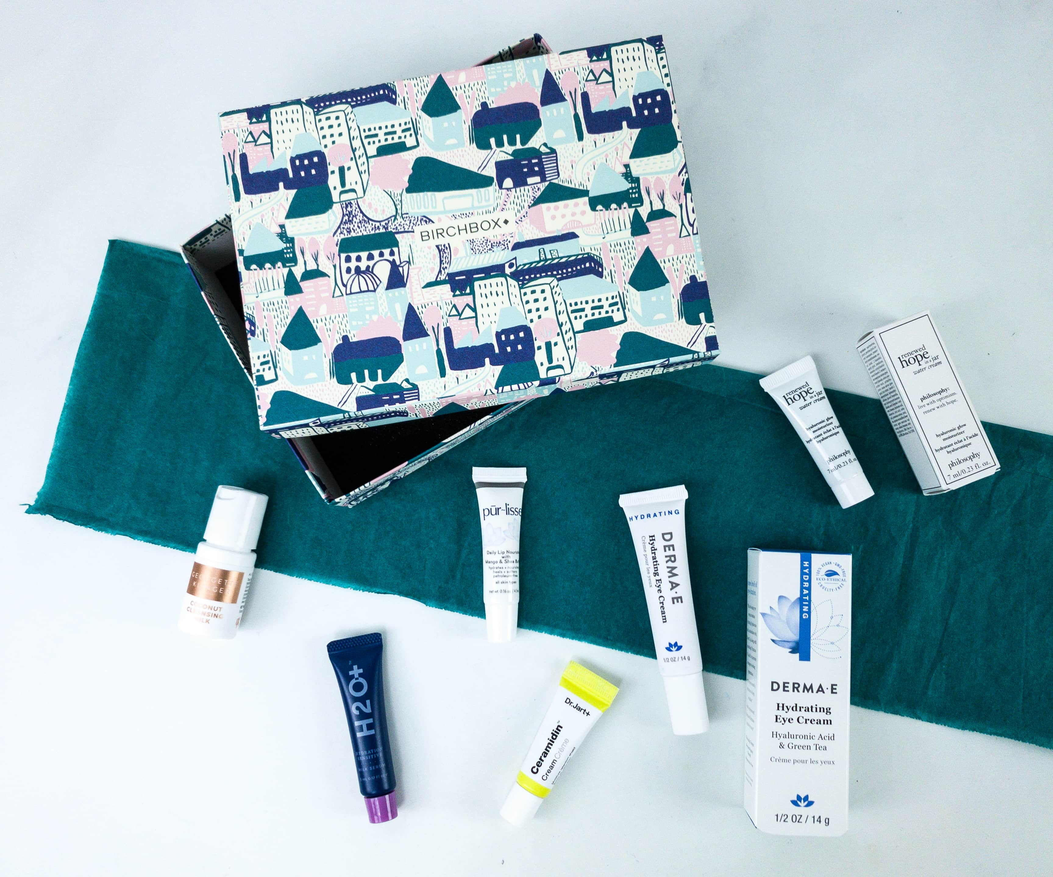 November 2019 Birchbox Subscription Box Review & Coupon – Curated Box