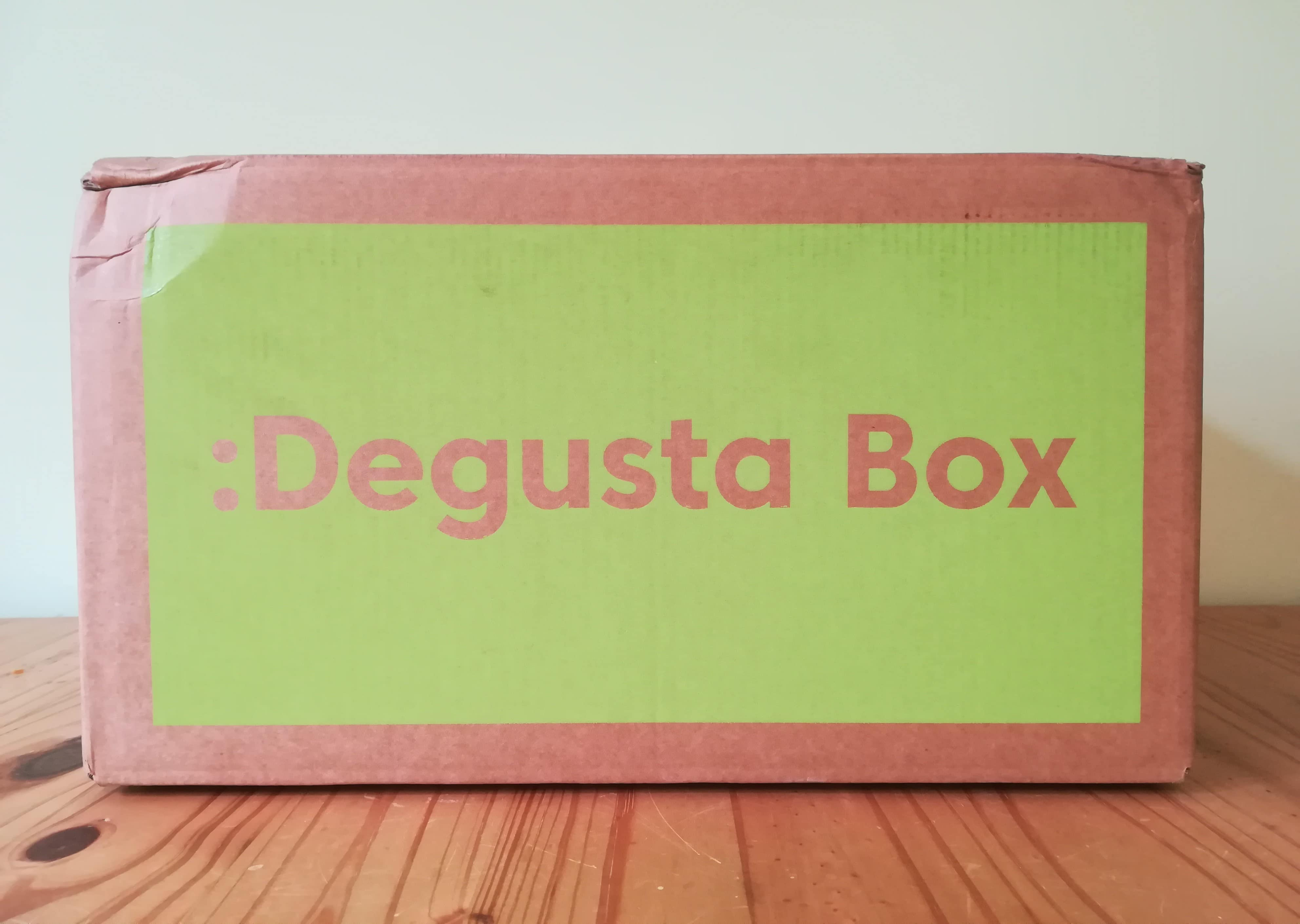 DegustaBox UK October 2019 Subscription Box Review + Coupon!