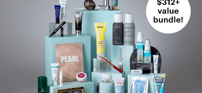 Allure Beauty Box Black Friday Deal: FREE $312 Value Holiday Mega Bundle with Annual Subscription!
