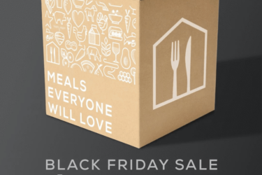 DON'T MISS: Home Chef Black Friday Deal: First Box FREE {You Pay Shipping}