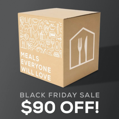 Home Chef Black Friday Coupon: Get 9 FREE Meals – save up to $90!