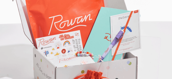 Rowan Earrings Black Friday Deal: Get FREE Mystery Bracelet With First Box!