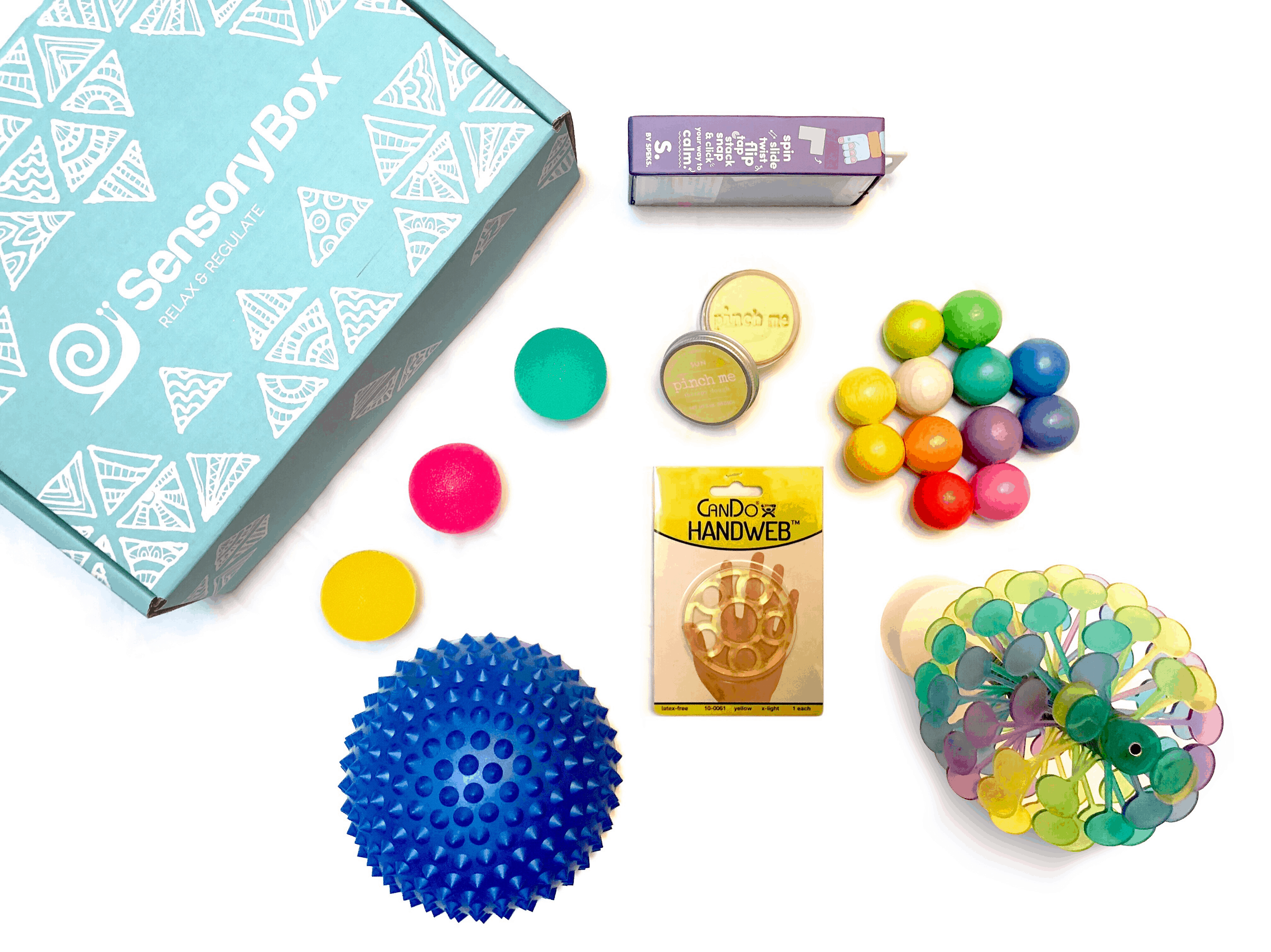 Sensory Box Black Friday Deal: Save $15 off your first Sensory Box geared for teens and adults!