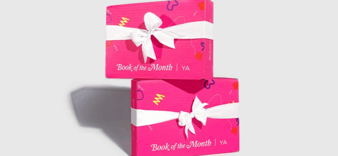 Book of the Month YA PRE Black Friday Coupon: $5 First Month!