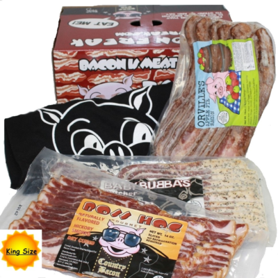 Bacon Freak Black Friday & Cyber Monday 2019 Coupon: Get FREE Bacon Flavored Seasoning Bottle!