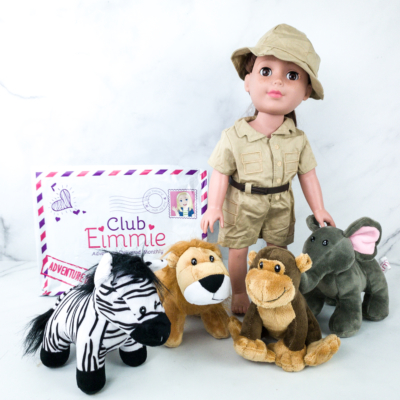 Club Eimmie November 2019 Subscription Box Review