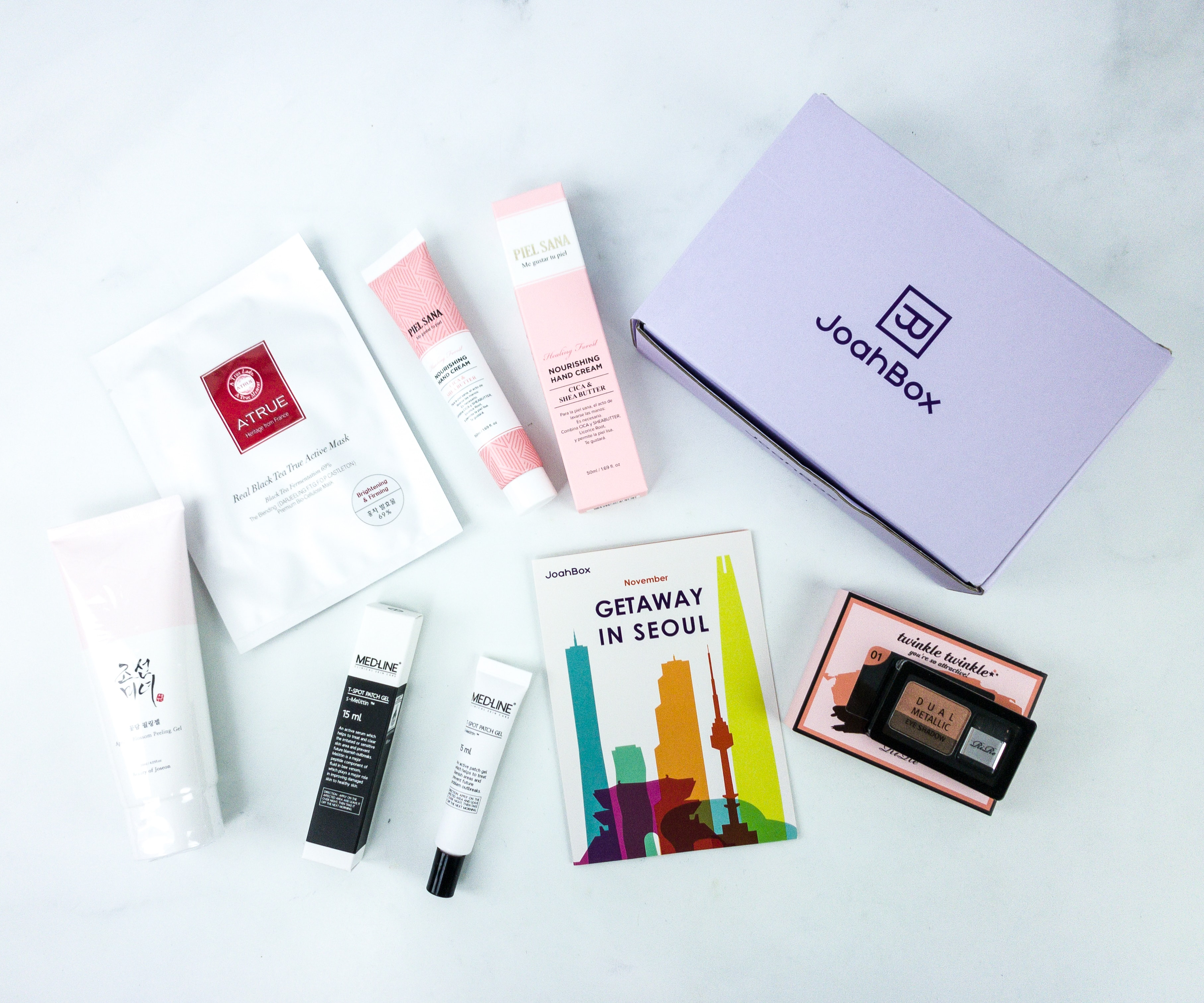 JoahBox November 2019 Subscription Box Review + Coupon