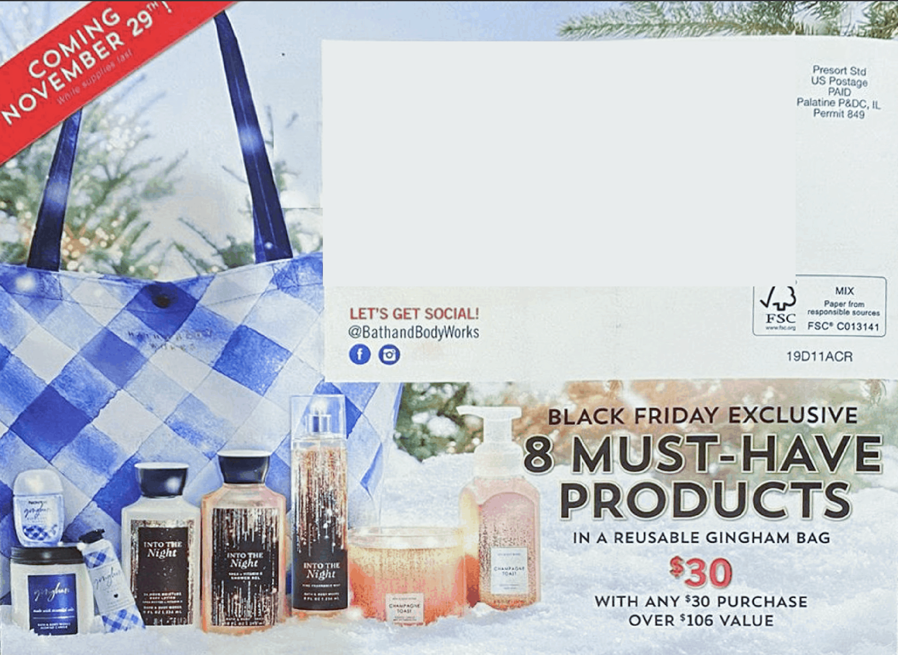 Bath & Body Works Black Friday 2019 VIP Tote Coming Soon + Full Spoilers!