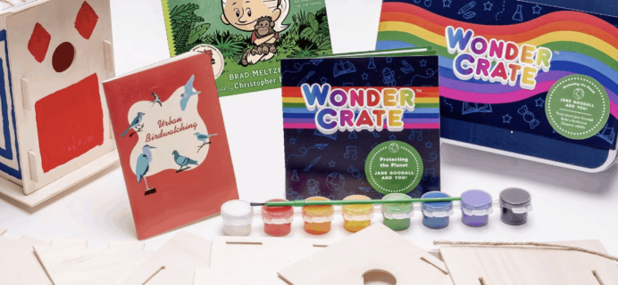 Wonder Crate Jr. Subscription – Review? Available Now!