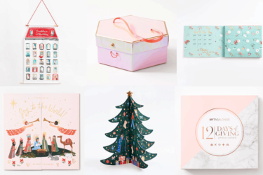 2019 Paper Source Advent Calendars Available Now!