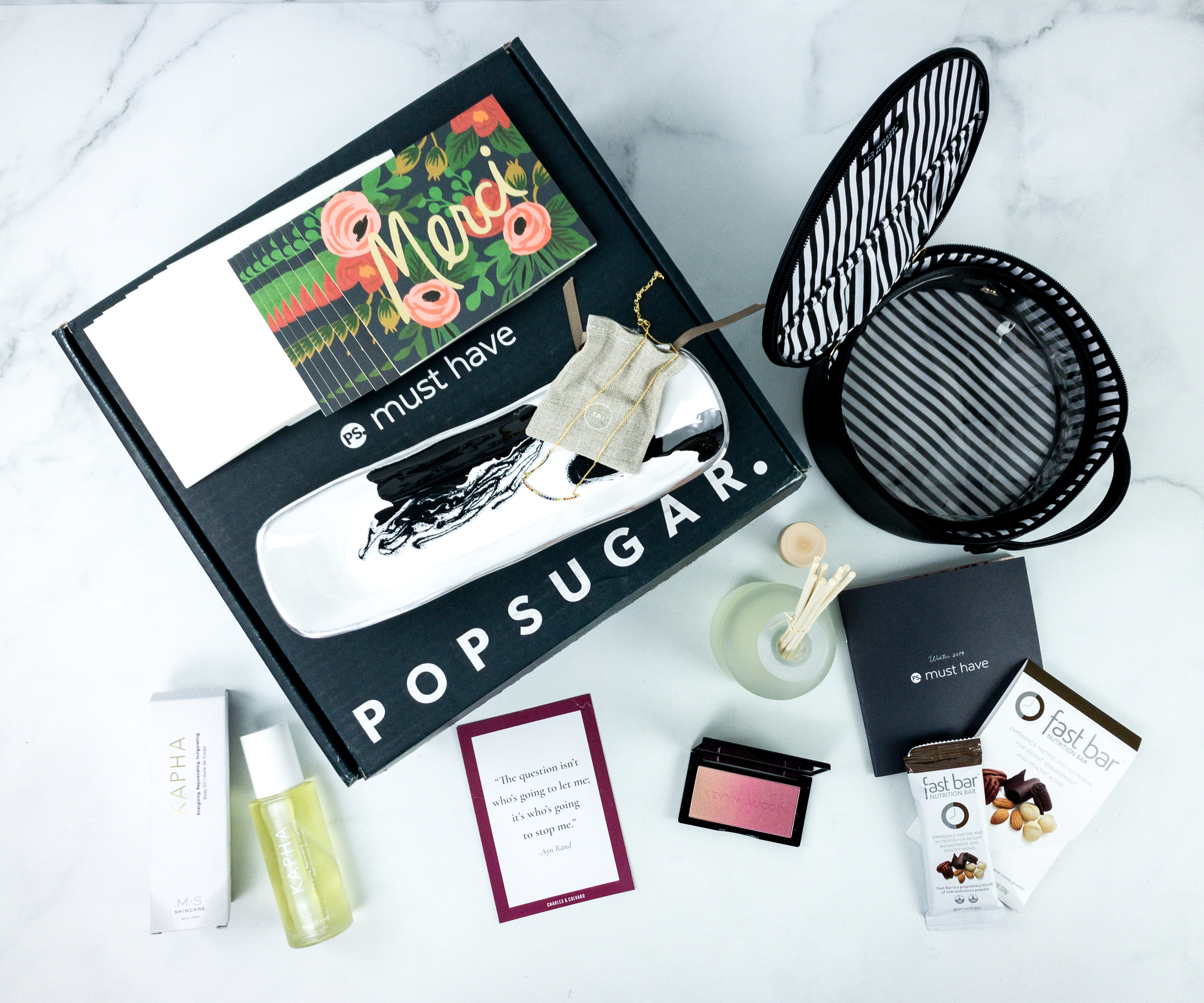 POPSUGAR Must Have Box Winter 2019 Review & Coupon