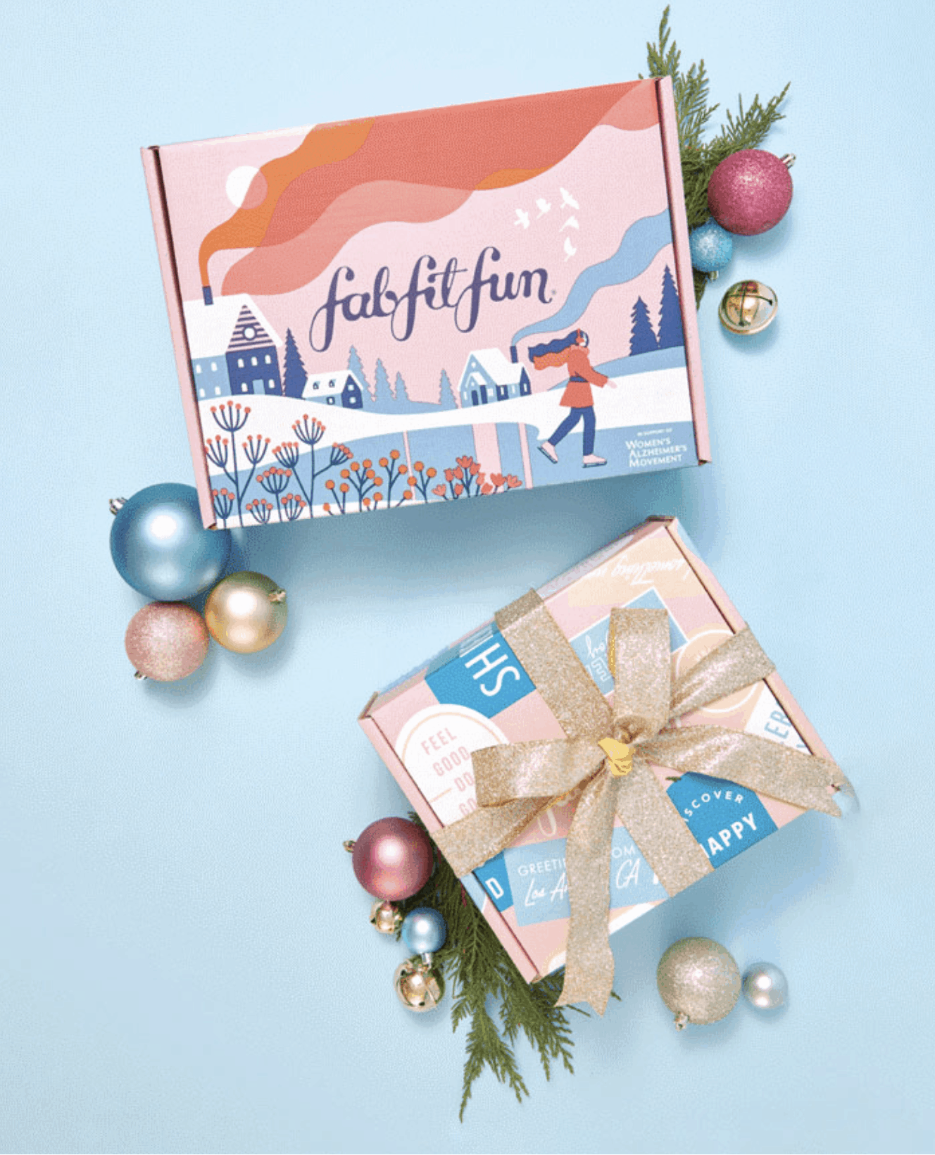 FabFitFun Box Black Friday Deal: FREE $150 Value Mini Box with Subscription!
