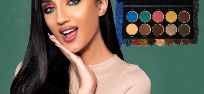 LiveGlam ShadowMe December 2019 Spoilers + Coupon!