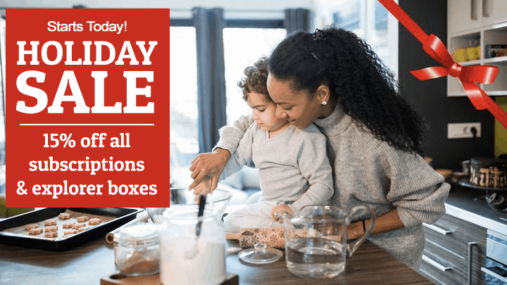 eat2explore Holiday Sale!