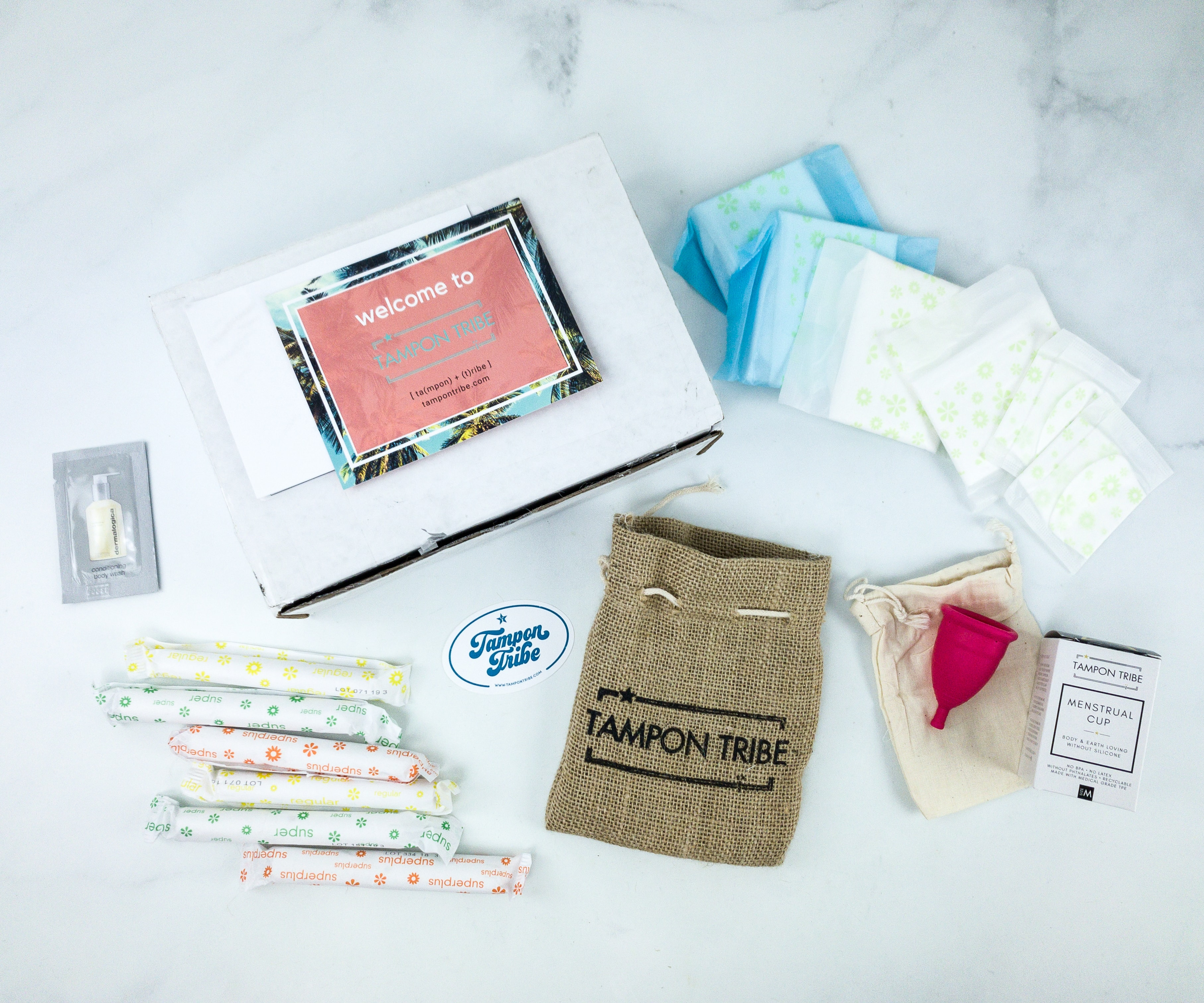 Tampon Tribe Review + Coupon