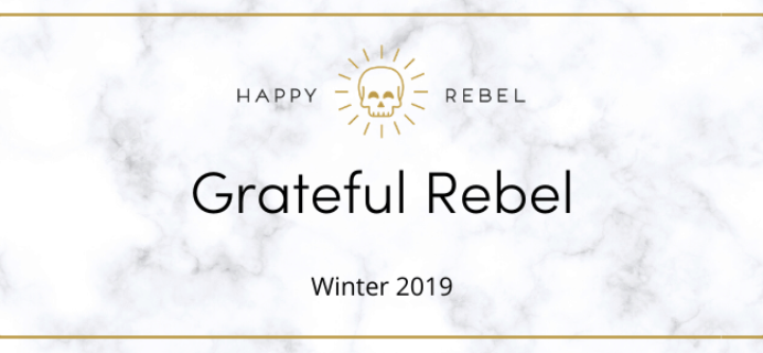 Happy Rebel Box Winter 2019 Full Spoilers