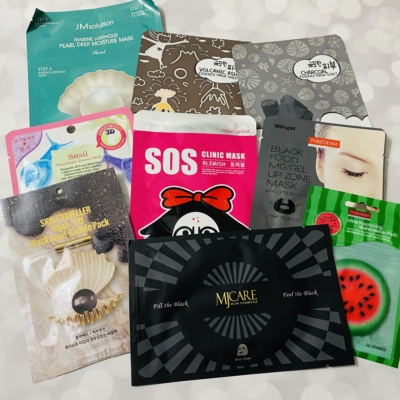Beauteque Mask Maven October 2019 Subscription Box Review + Coupon